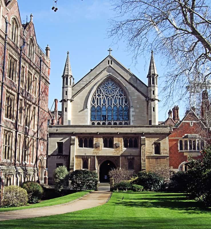 photo of Lincoln's Inn Chapel by Jim Linwood